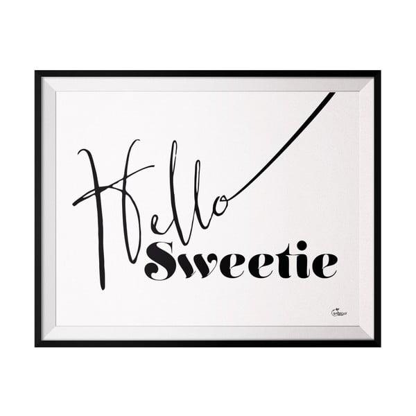 Plakat Sweetie, 50x70 cm