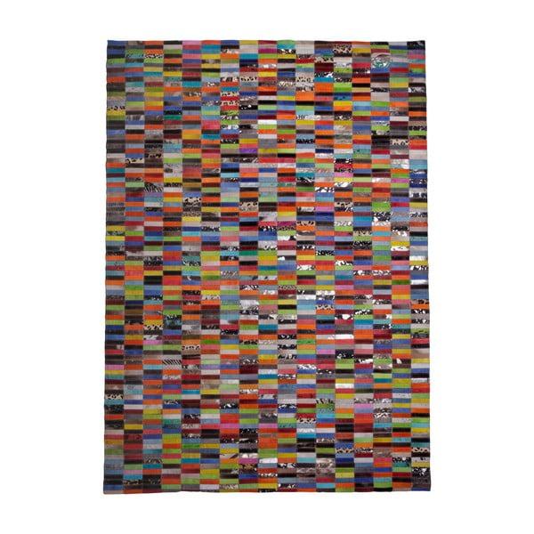 Skórzany dywan Christine, 170x240 cm