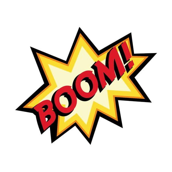 Naklejka ścienna Comics Boom!