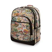 Plecak Tempo Stamps Backpack