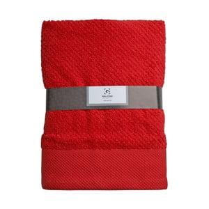 Ręcznik Galzone 140x70 cm, czerwony