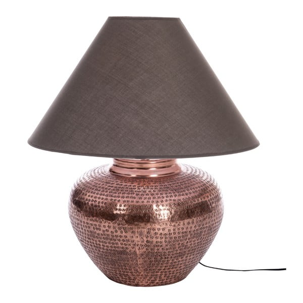 Lampa stołowa Glamour Brass