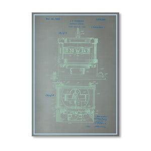 Plakat Magnetic, 30x42 cm