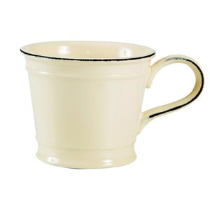 Kremowy kubek porcelanowy T&G Woodware Pride of Place, 300 ml