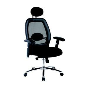Czarny fotel biurowy 13Casa Lawyer A1