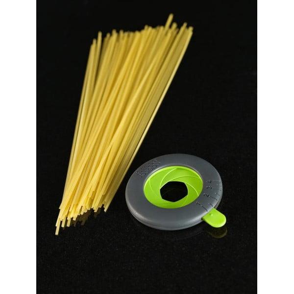 Szaro-zielona miarka do makaronu Joseph Joseph Spaghetti Measure