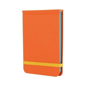 Notes kieszonkowy Go Stationery Pop Orange