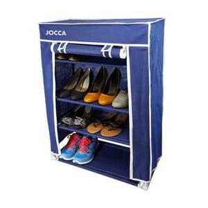 Niebieska zafka na buty składana Blue