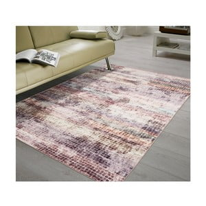 Dywan plamoodporny Floorita Mosaic Multi, 80x150 cm