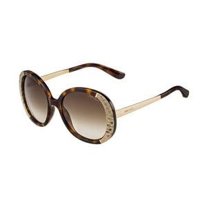 Okulary przeciwsłoneczne Jimmy Choo Millie Havana/Brown
