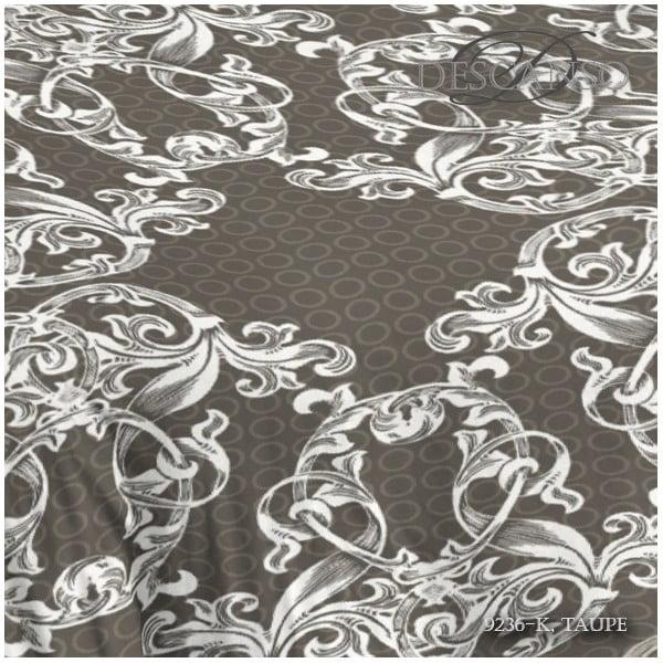 Pościel Descanso Bed Taupe, 200x200 cm
