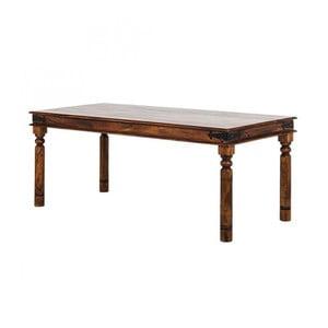 Stół z palisandru Massive Home Nicco, 120x80 cm