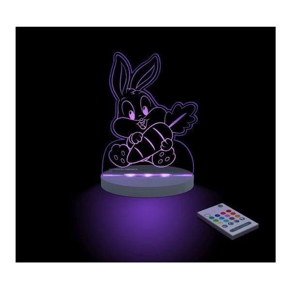 Dziecięca lampka nocna LED Bugs Bunny