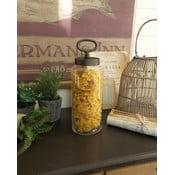 Szklany pojemnik na makaron Orchidea Milano Volterra Style,32cm