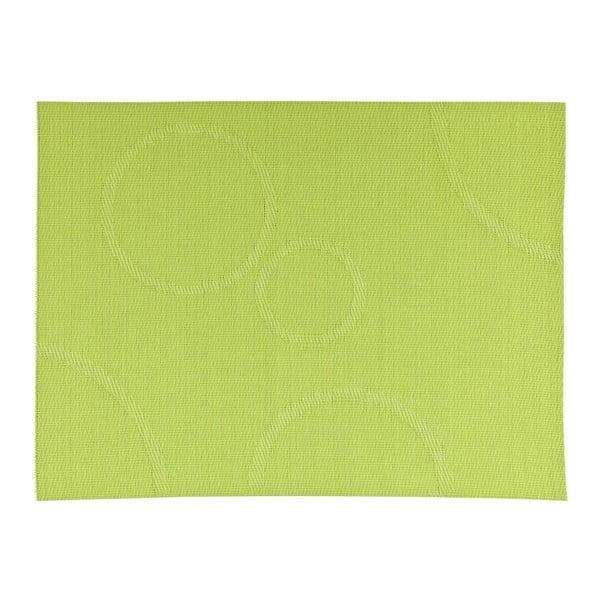 Mata stołowa Lime Circle, 40x30 cm