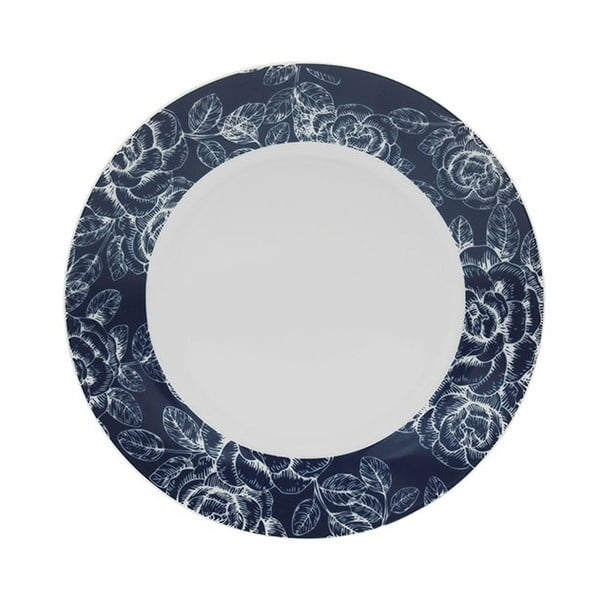 Talerzyk deserowy Tognana Blue Garden