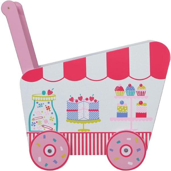 Dziecięcy wózek Patisserie