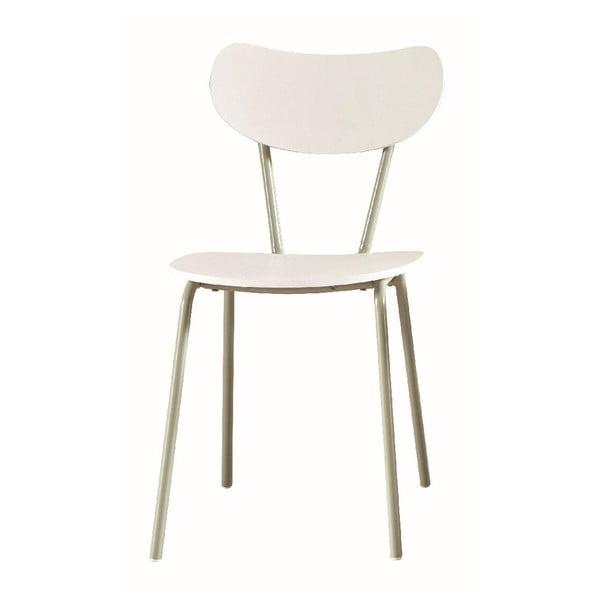 Krzesło Chipboard White