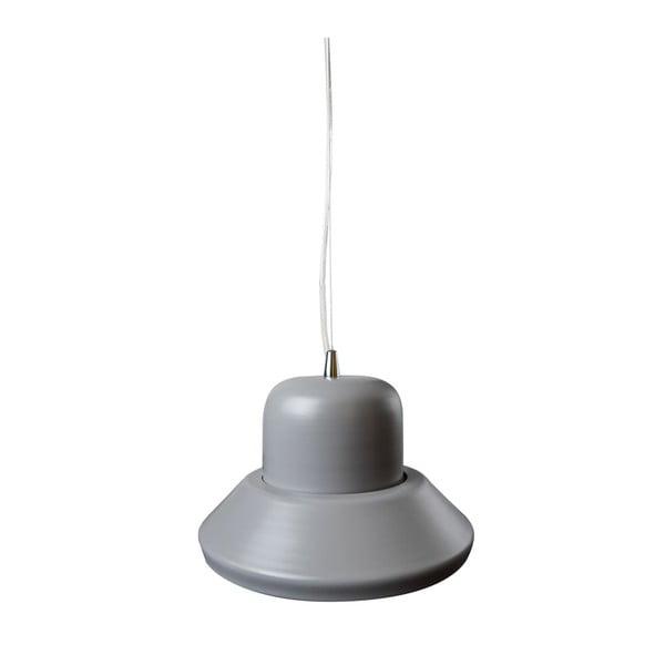 Lampa   wisząca Brambla Prima Maxi, szara