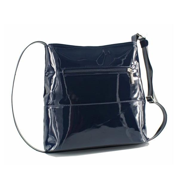 Skórzana torebka Boscollo Blue 3286