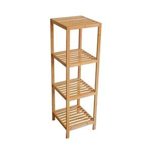 Półka bambusowa, 100 cm