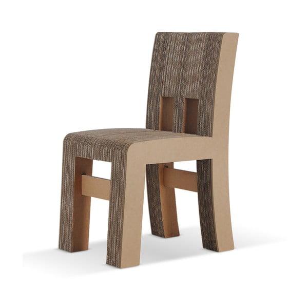 Kartonowe krzesło Campagnola Natural