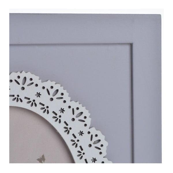 Drewniana ramka Romantic, 22,5x17,5 cm