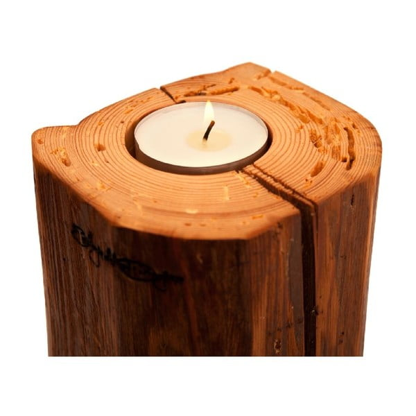 Świecznik Lumberjack IV