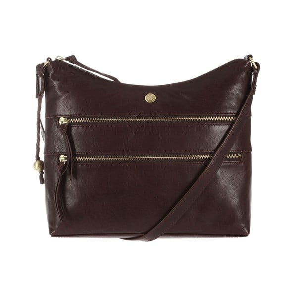Damska torba skórzana Ginny Brown