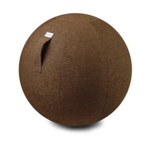 Piłka do siedzenia VLUV 75 cm, brązowa