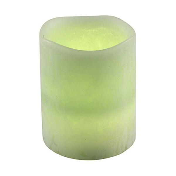 Świeczka LED Vorsteen Taper Lime, 15cm