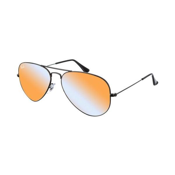 Okulary przeciwsłoneczne Ray-Ban Aviator Black Sunrise