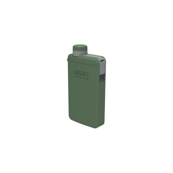 Piersiówka Stanley eCycle 210 ml, zielona
