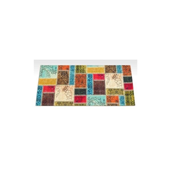 Wytrzymały dywan kuchenny Webtapetti Patchwork, 60x240 cm