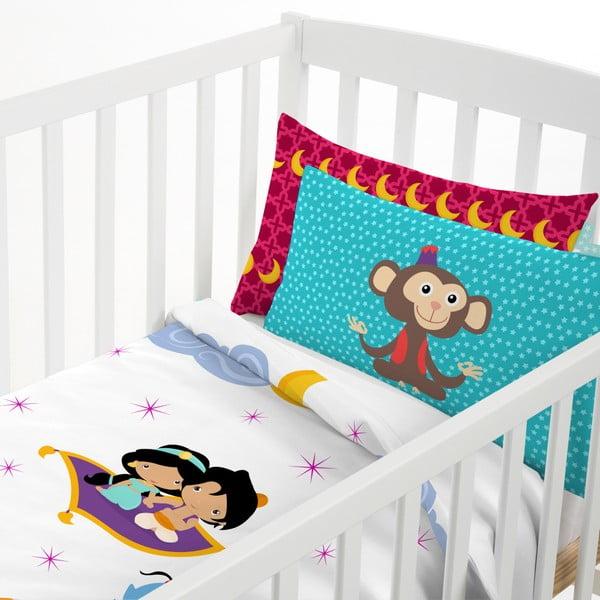 Bawełniana pościel dziecięca z poszewką na poduszkę Mr. Fox Aladdin, 115x145 cm