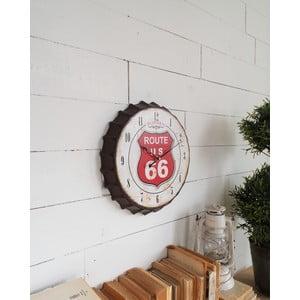 Zegar naścienny Route 66, 34 cm