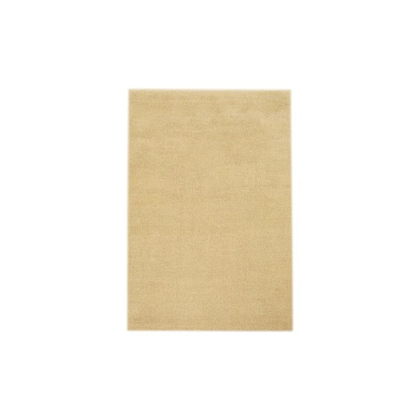 Dywan wełniany Kerima Beige, 140x200 cm