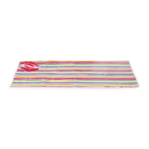 Zestaw: podkładka do prasowania i sznur na pranie Bonita Multi Strips Pink