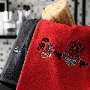 Komplet 4 ręczników Rebecca, 50x90 i 85x150 cm