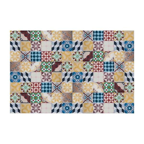 Dywan winylowy Mosaico Vintage, 133x200 cm