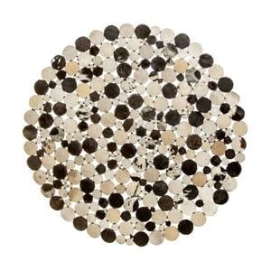 Dywan Palazzo Black White, 110x110 cm