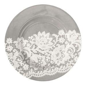 Mały talerz Liva Warm Grey, 15 cm