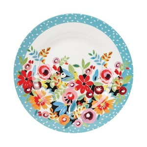 Talerz Churchill China Collier Campbell Flowerdrop, 25,4 cm
