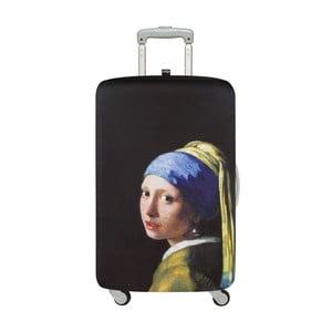 Pokrowiec na walizkę LOQI Girls With A Pearl
