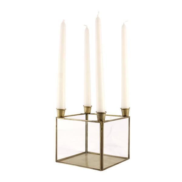 Świecznik Antique Brass