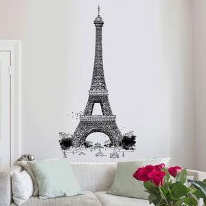 Naklejka Eiffel Tower, 76x150 cm