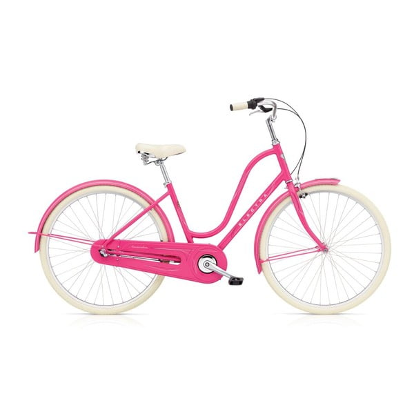 Rower damski Amsterdam Original 3i Deep Pink