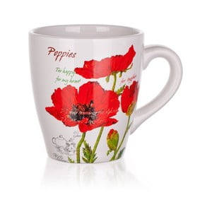 Kubek Red Poppies, 500 ml