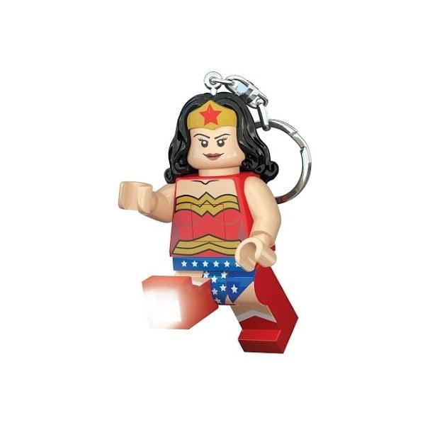 Świecąca figurka/breloczek LEGO® DC Super Heroes Wonder Woman