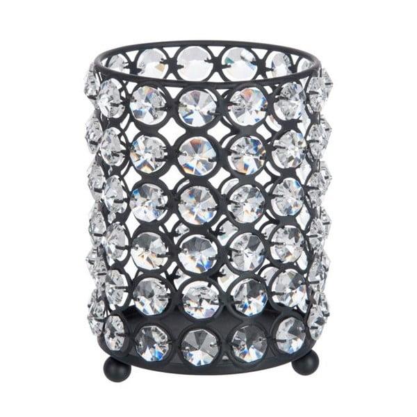 Świecznik Glass Ball Gliter, 12x14 cm